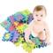KL Baby Toys 36pcs/set Kids Child Baby Infant Mini Maths Educational Puzzle Alphabet Letter boy girl multicolor 36pcs one pack