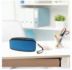 Bluetooth Speaker Mini Portable Wireless  Subwoofer Stereo Music Sound Box mini wireless speaker Black One Size