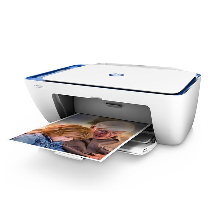 HP Desk jet 2630 All in One Wireless Color Printer White