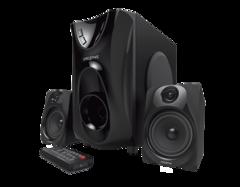 Creative SBS E2400 Multi-Purpose 2.1 Home Entertainment System BLACK 220 E2400