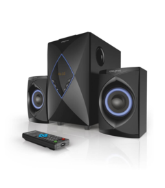 Creative SBS-E2800 2.1 High Performance Speakers System black 220 E2800