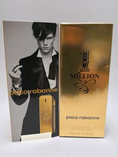 Paco Rabanne MILLION perfume for Men 100ml with long lasting time good smell good quality