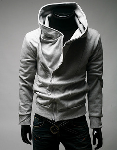 AFS 2019 men male fleece hooded Explosive Price on Sale Limited Quantity Grey m