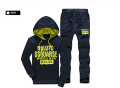 AFS 2019 MENS 2PCS SUITS (Jacket+Pants) New Arrival For Promotion Limited qty on Sale Blue m
