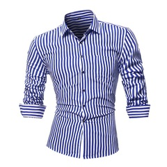 AFS MENS SHIRT FORMAL AND CASUAL FOR PROMOTION PRICE ON SALE BLUE m