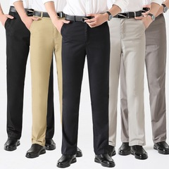 AFS MEN'S TROUSERS OFFICIAL FORMAL PANTS GOOD QUALITY AND PRICE BLACK 29
