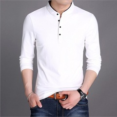 AFS MENS SHIRT LONG SLEEVE SUPER QUALITY WITH LOW PRICE White m