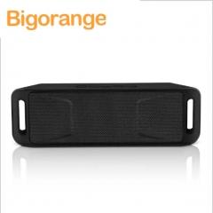 Car Bluetooth Speaker  Multifunctional Subwoofer Music Player black