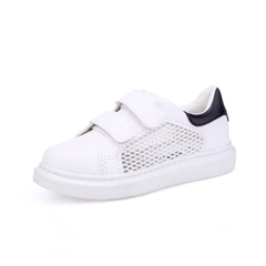 Boy/Girls Shoes Ventilation Microfiber Leather High Qualityventilation shoes white 21