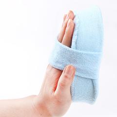 2Packs Soft Natural Loofah Body Bathing Glove Brush,Exfoliating Luffa Shower Cleaning Sponge Pink random color