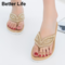 Women Bohemian Flat Sandals Shoes Summer Beach T Strap Thong Shoes Ladies Strappy Flip Flops Sandals Apricot 42