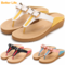 Bow knot Soft Maasai Sandals,Leather comfort flip flops for office slippers women's Open shoes White*Yellow 41