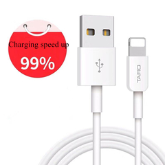 Data Cables iphones Line Cable Connector Traveller For Apple iphone Gift white 1M