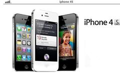 Smartphone  iphone 4s  8GB Cellphone Refurbished Phones iPhones Apple Phone Ram Back Cover Gift black 8g
