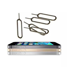 1 Pcs SIM Card Pin= 48KSH  For IOS Android Phones Apple iPhones All Phone sliver SIM Card Pin *1