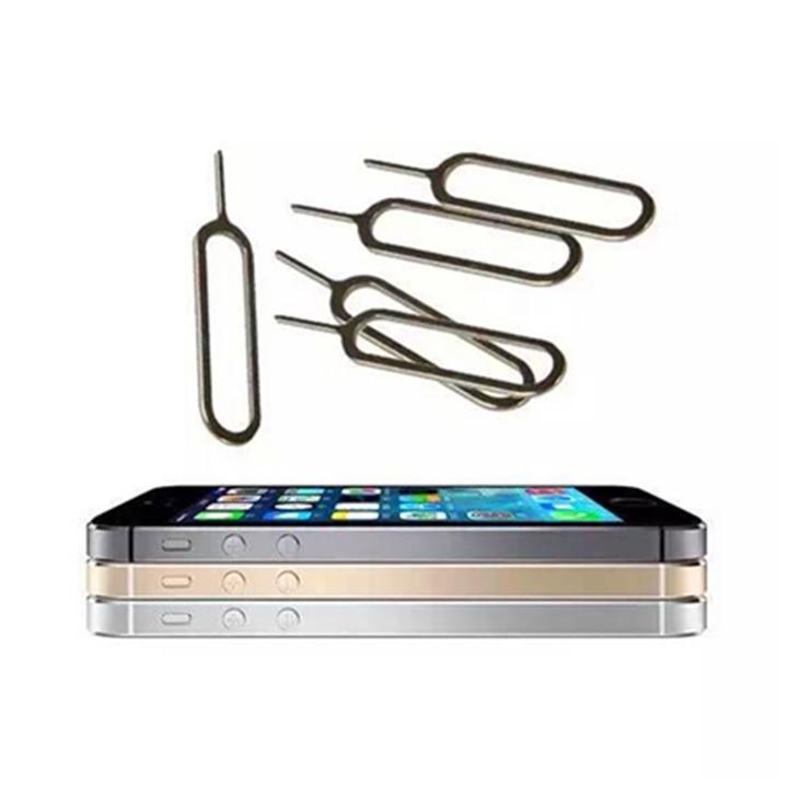 1 Pcs SIM Card Pin= 48KSH  For IOS Android Phones Apple iPhones All Phone sliver SIM Card Pin *1