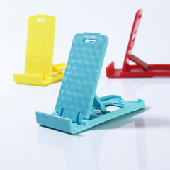 1 pcs119 ksh Mobile Phone Tablets Holder  Bracket  Stand  For iPhone Samsung  All Phones random(6 colors are available) Holder*1