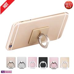 1 pcs 109 ksh 360 Degree Mobile Phone Tablets Holder Bracket Finger Ring For iPhone  All Phones sliver holder*1