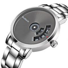 Watches For Male Female Men Mens Women Ladies Digital Gift Quartz Automatic Alloy Steel Wrist Watch black onesize