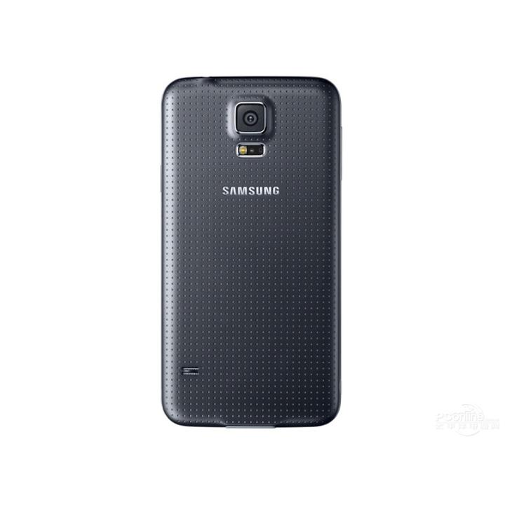Refurbished Original Samsung S5 Smartphone Phone 16GB+2GB Cell Phones 4G 16MP Back Cover black 16g
