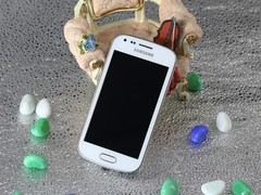 Smartphone Refurbished Original Samsung S7562  Phone 3G Cell Phones Back Cover random(white,black)