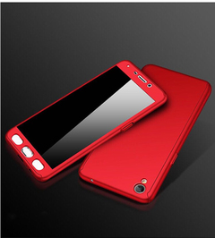 Thin Phone Case Back Cover For Android OPPO F3 R9 R9 Plus Phones Full Protection red oppo r9