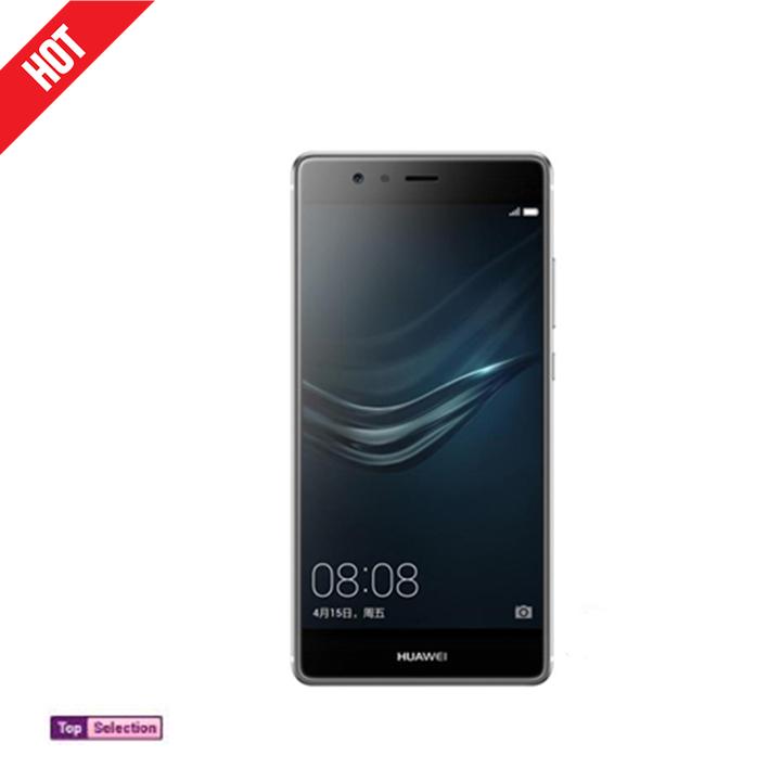 Smartphones Huawei P9 Refurbished Very New Unlocked 4G Mobile Phones 5.2 inch 12MP 3GB+32GB Gift gray 32g