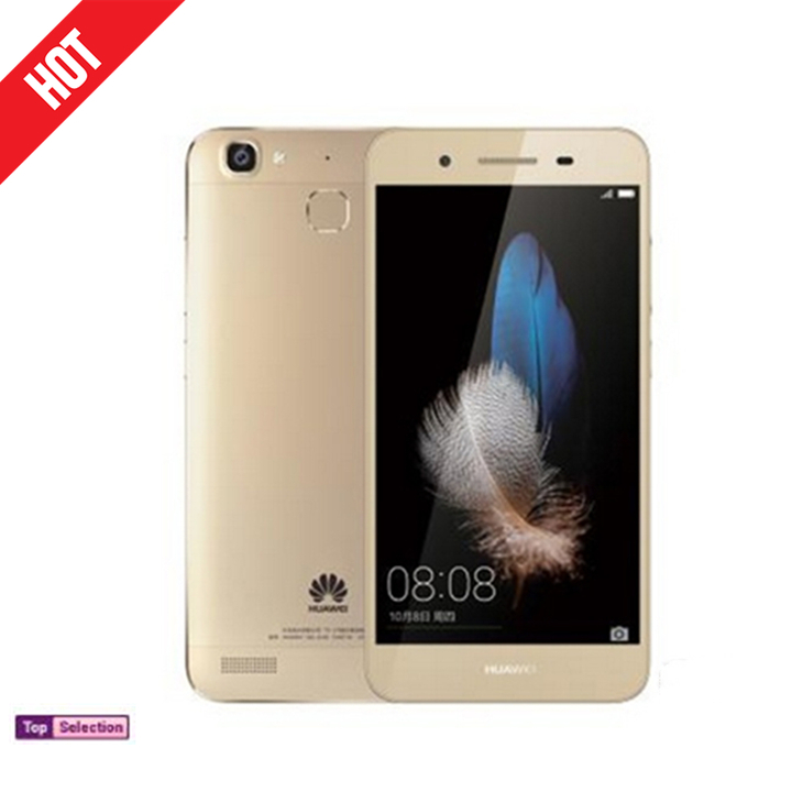 Smartphones Huawei Enjoy 5s Cell Phone Refurbished Mobile Phones 4G Double Sim Charger Gift gold 16g (double sim card)