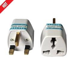 Charger Power Adapter UK Standard Plug British Standard White 250V 10A Chargers Adapters white onesize