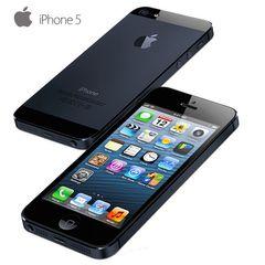 Smartphones Refurbished Apple Phones iPhones iphone5 1GB+16GB iphone 5 Cell Phone black 16g