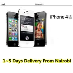 Smartphone iphone 4s 16GB Cellphone Phones iPhones Refurbished Apple Phone white 16g