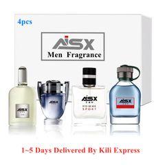 4PCS Fragrance 100ML For Men Fragrances Deodorant mens  Natural Eau De Parfum  Deodorants mixed color
