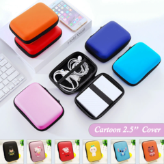 【Gifts】Hard Drive Disk Covers Bags Pouches Random Universal