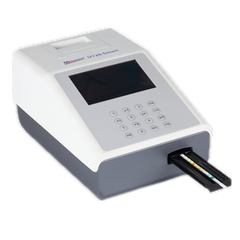 Mission Expert Urine Analyzer  U120 Smart & Urine Strips (100 & 14 parameters)  shipping included White