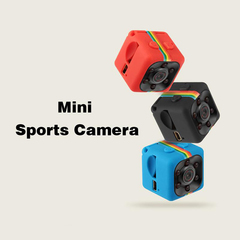 Mini Action Camera Sport DV 1080P Infrared Night Vision Monitor Concealed Camera Video Recorder Red One size