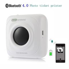 PAPERANG P1 Portable Bluetooth 4.0 Printer Thermal Photo Printer Phone Wireless Connection Printer White