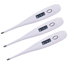 1pcs Baby Digital Electronic Thermometer Body Temperature Child Adult Household Temperature Gauge White 32°-42°