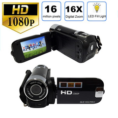 16MP 2.7inch Digital Video Camera 1080P Camera 16X Digital Zoom Anti-shake DV Video Recorder