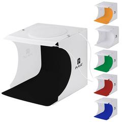 Mini Folding Lightbox Photography Photo Studio Panel LED white one size