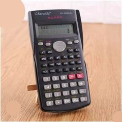 Students of multi-function calculator science function