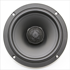 Heavy bass DJ high-pitched coaxial horn 6.5 inch coaxial car audio modification of the speaker black As shown in figure As shown in figure