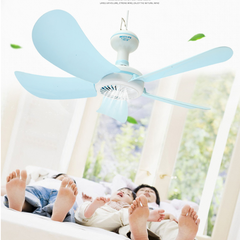 Mini small fanner household ceiling fan five small home appliance household electrical appliances as shown in figure