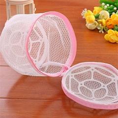2PCS Fashion Women Lingerie Laundry Saver Bags white 2 PCS