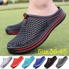 Pair Of Slip-resistant And Wear-resistant Casual Sneakers black 40