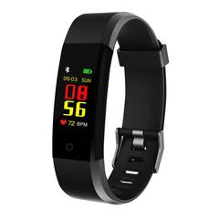 CB 115Plus Screen Smart Bracelet Sport Smart Watch Heart Rate Blood Pressure Monitor Smart Wristband black pcs