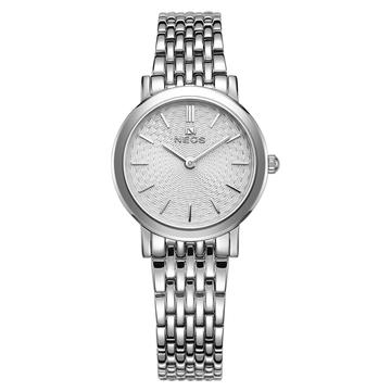 Women Business Sapphire Glass Watch Silver