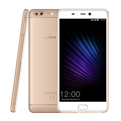 LEAGOO KIICAA POWER 5 Inch(2GB 16GB ROM) Dual SIM 3G 4000mAh Fingerprint Smartphone New mobile phone Gold