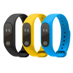 M2 Smart Watch Waterproof Heart Rate Monitor Bluetooth Sport Smart Band Bracelet Pedometer yellow one size