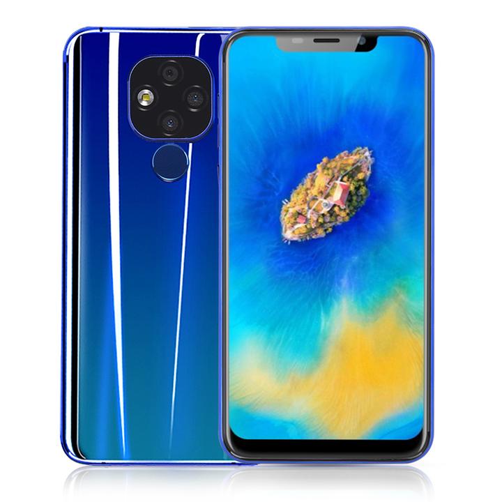 """DUXIU 4th generation Smartphone Octa-Core 6.1""""Dual SIM Fingerprint&Face ID Mobile Phone3+32G 4800mAh blue"""