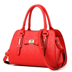 Women Bags Female Handbag Crossbody Bags Fashion Mini Shoulder Bag for women red m